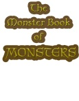 Monster Book of Monsters Printable